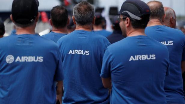 Kurier: Airbus will mit Bau von Wasserstoff-Flugzeugen Jobs retten.